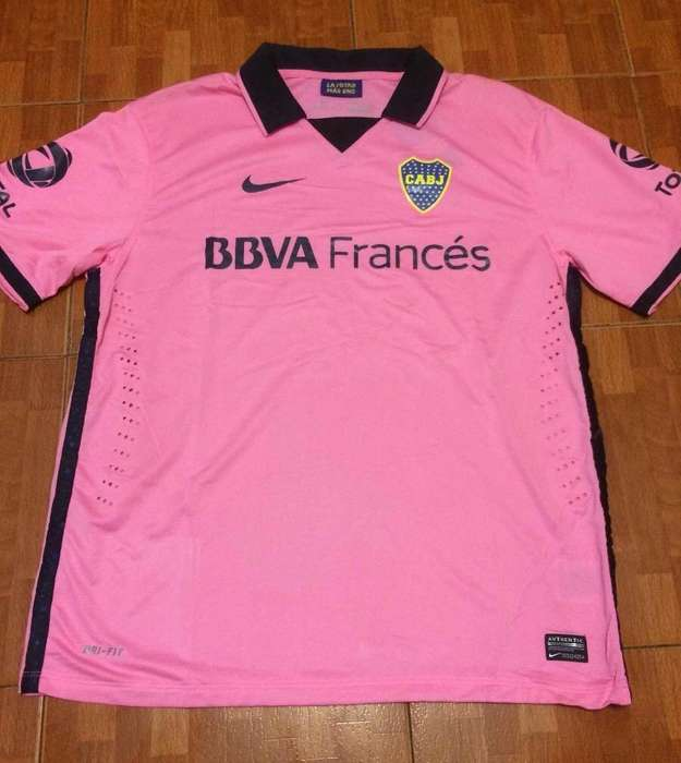Camiseta Boca Juniors Rosa