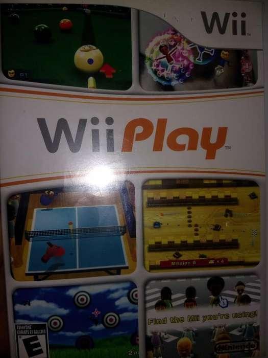 Wii Play hasta Tu Casa Usado