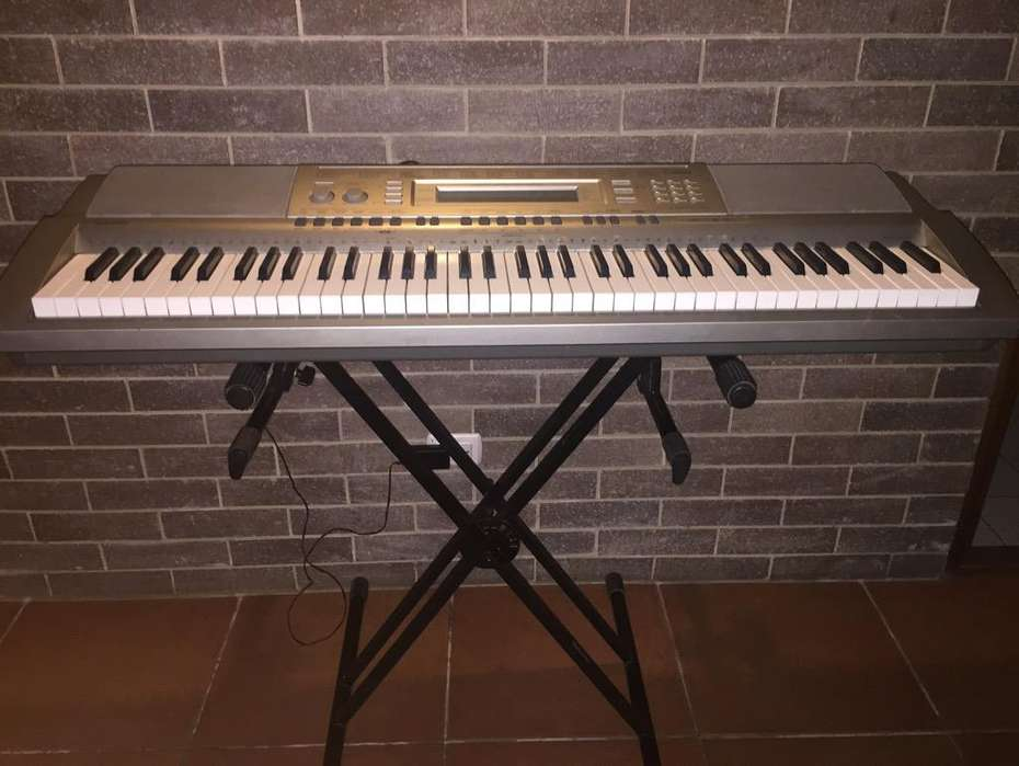 Se Vende Piano Casio Wk-200