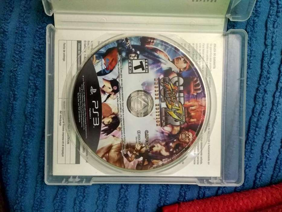 Streetfighter Iv Ps3