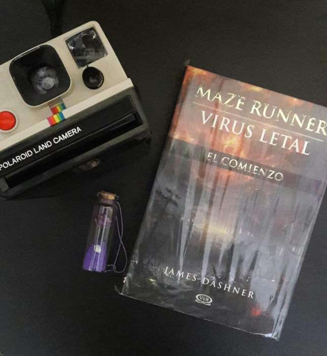 Maze Runner Virus Letal James Dashner