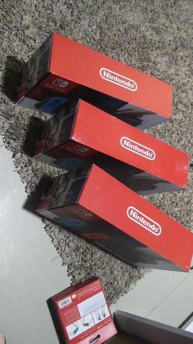 Nintendo Switch Usadas