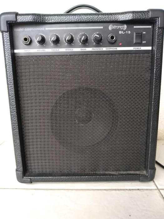 Amplificador para bajo (strong Bl-15 )