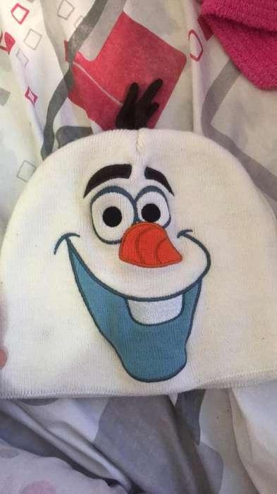Gorro de Olaf