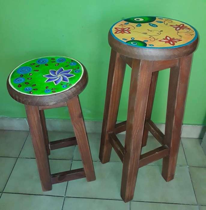 Decoración y restauración de muebles y objetos