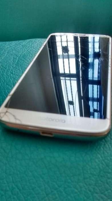 Vendo Celular Moto G6 Play Plateado