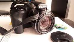 Camara Canon Powershot Sx530 Hs Wifi