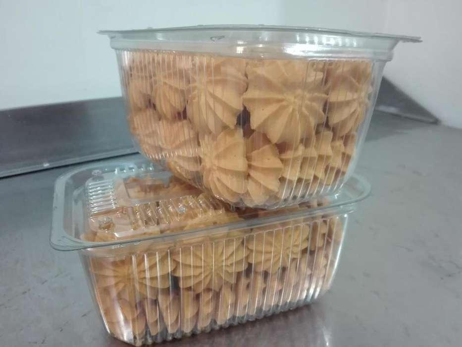 galleta mantequilla punto rojo display x 70