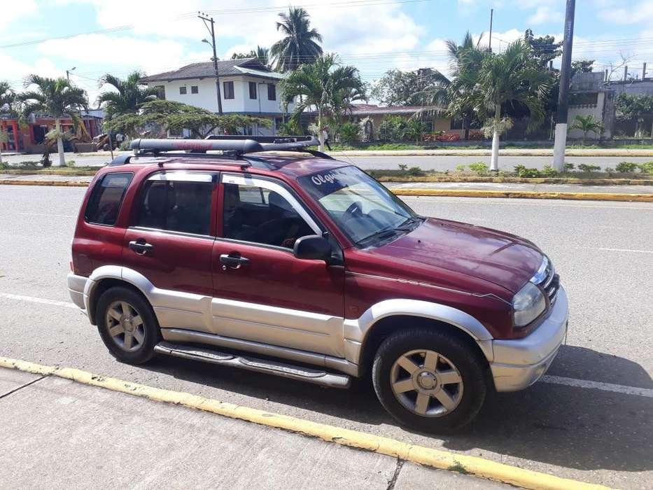 Chevrolet Grand Vitara 2005 - 201200 km