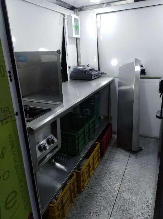 Trailer expendio comidas rápidas - Food Truck Bogotá