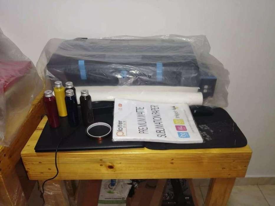 Impresora Epson L1300 Y Termofijadora