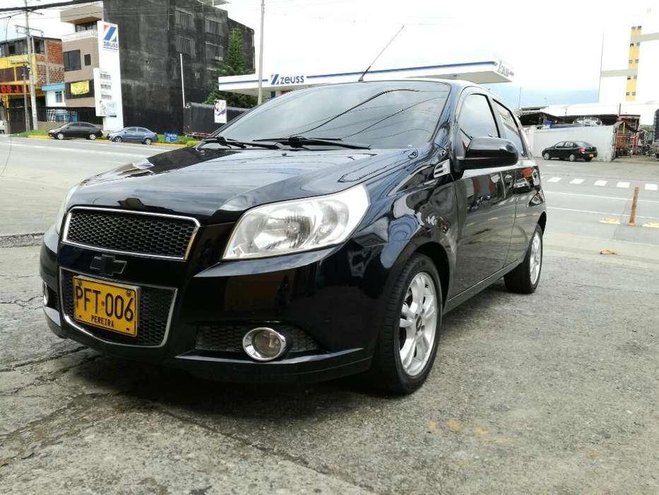 Chevrolet Aveo Emotion 2011 - 107000 km