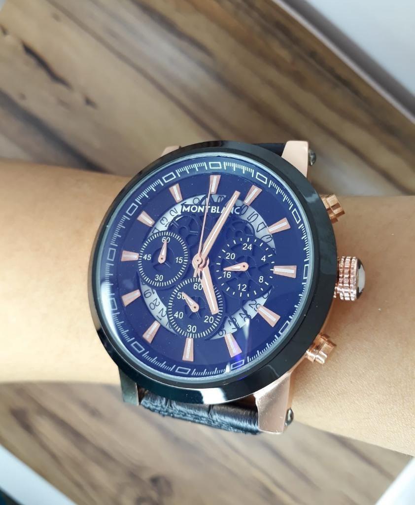 Reloj Mont Blanc Funcional 2