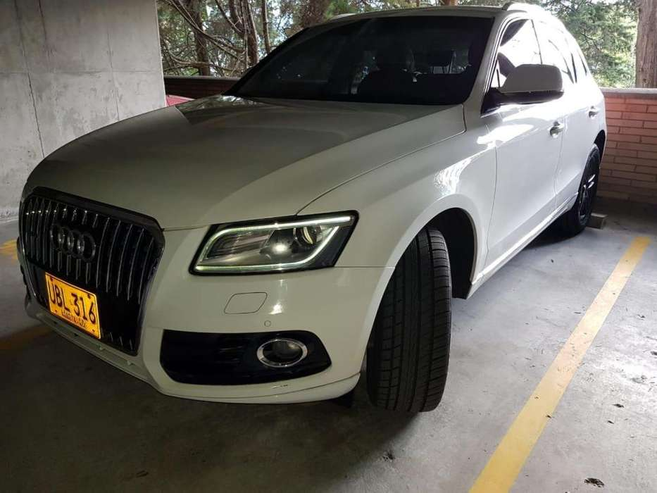 <strong>audi</strong> Q5 2015 - 62000 km