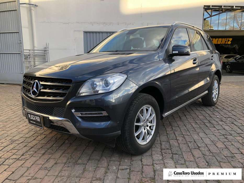 <strong>mercedes</strong>-Benz Clase ML 2014 - 32985 km