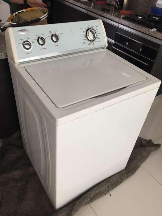 Vendo lavadora en excelentes condiciones