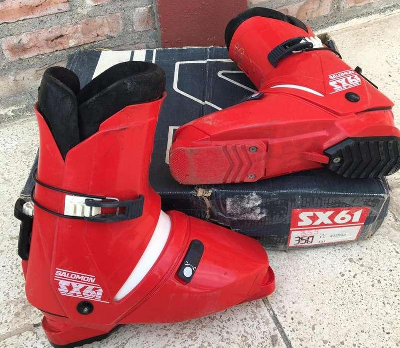 Botas de Esquí SALOMON SX 61