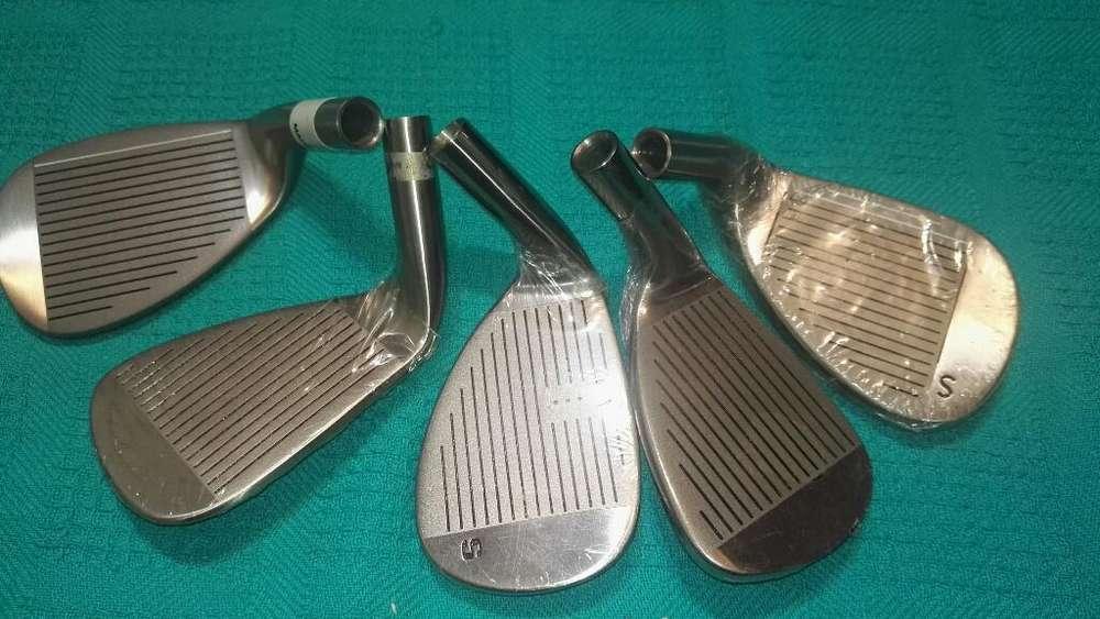5 Cabezas de Sand Wedge Golf