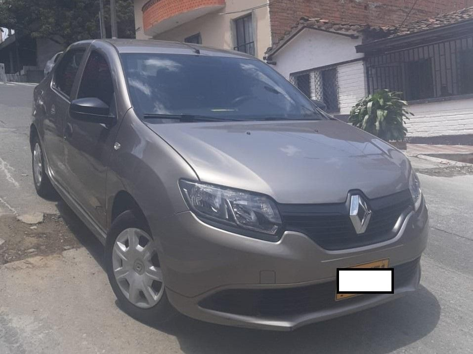 RENAULT LOGAN [2] AUTHENTIQUE MT 1600 AA 8V