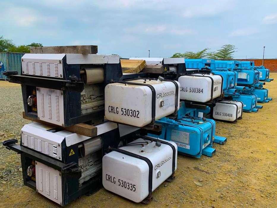 Generadores gensets/Contenedor refrigerado/Transporte/Thermo