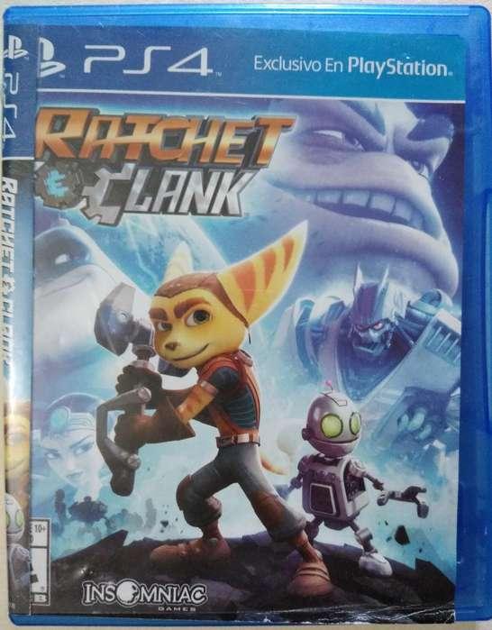 Ratchet Clank Nuevo Y Sellado