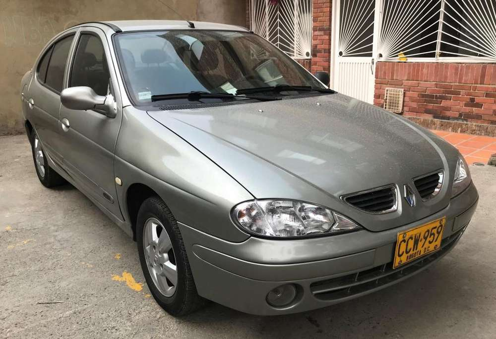 Renault Megane  2007 - 160000 km