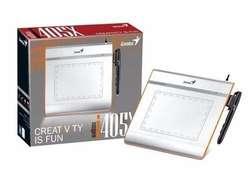 Tableta Digitalizadora Genius Easypen I405x Zona Alto Rosario BLASTER PC