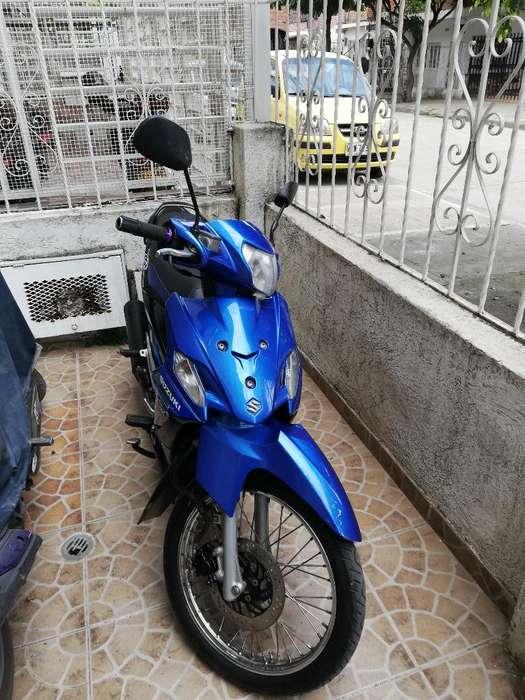 Vendo Hermosa Moto Fulll