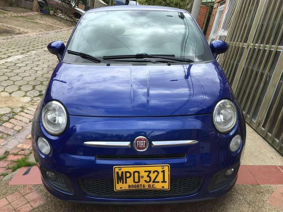 <strong>fiat</strong> 500 2013 - 83000 km