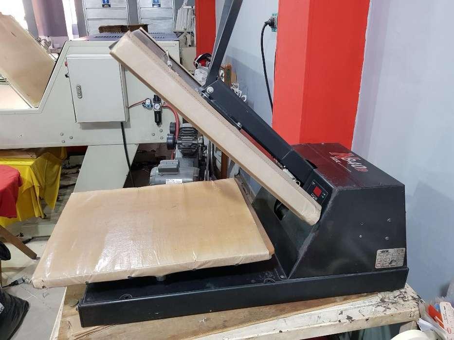 Vendo Termofijadora Neumatica 50x40cm