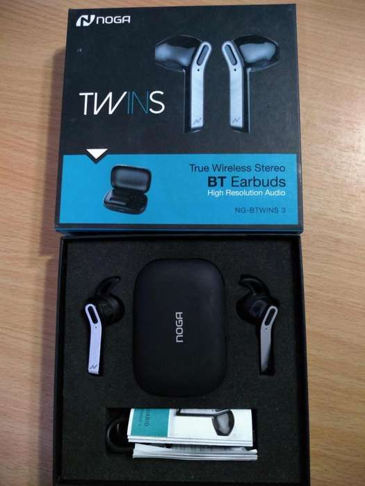Auriculares Bluetooth individuales NOGA TWINS
