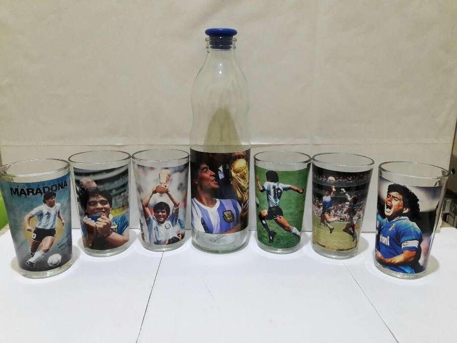 Maradona Vasos <strong>decoraciones</strong> Akira