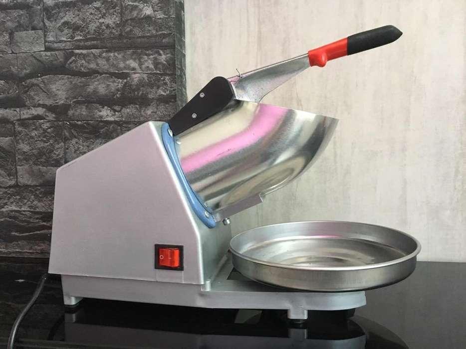 tricturadora de hielo