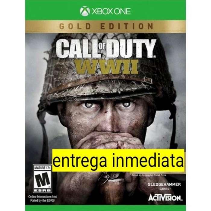 Call Of Duty Ww2 Xbox One Offline