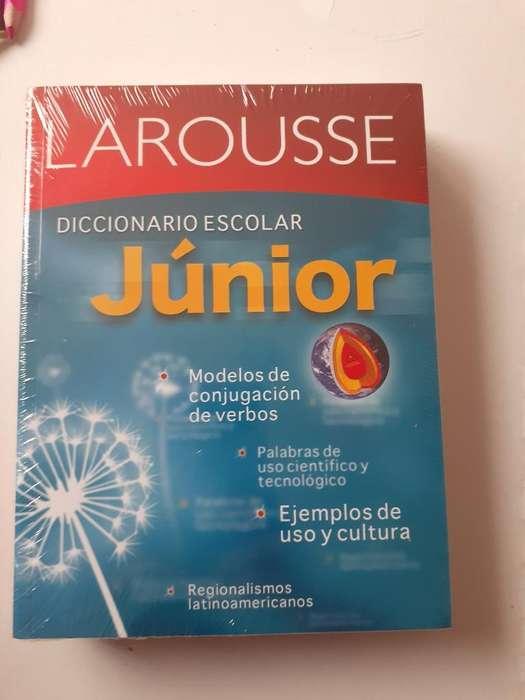 Vendo Diccionario Nuevo Larousse Junior