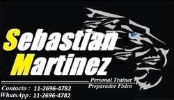 personal trainer / preparador fisico