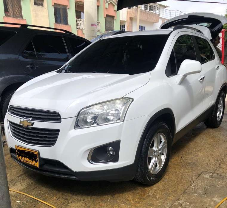 Chevrolet Tracker 2016 - 74000 km