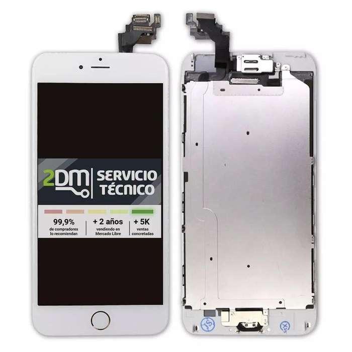 Display Lcd Pantalla Iphone 5G/5C/5S/6G/6S/7G/8G/8PLUS/X Original Apple