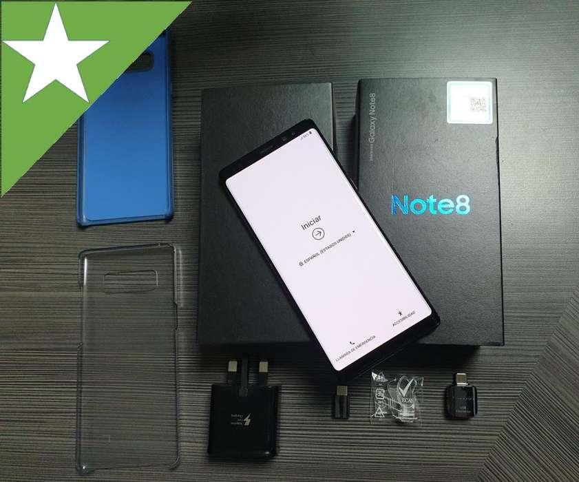 Samsung Galaxy Note 8 (no Cambios)