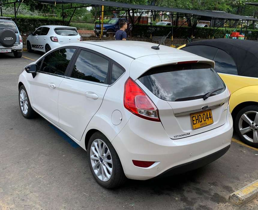 <strong>ford</strong> Fiesta  2018 - 7500 km