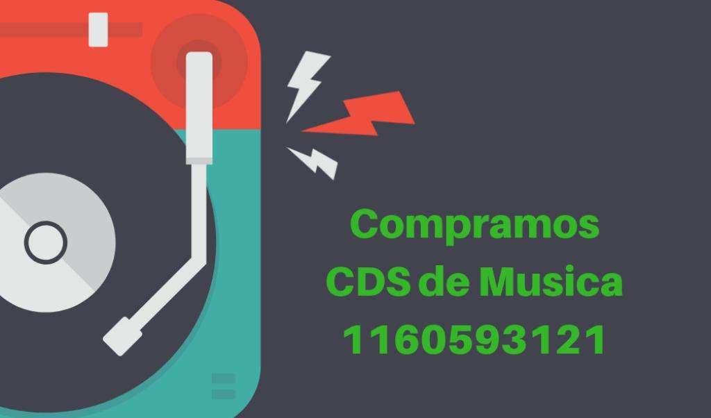 Cds de Musica Originales
