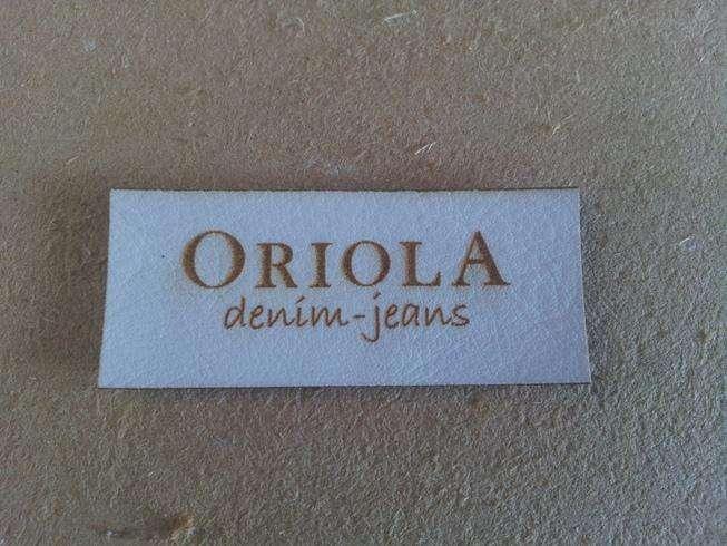 etiquetas para jeans corte y grabado laser excelente calidad y terminación
