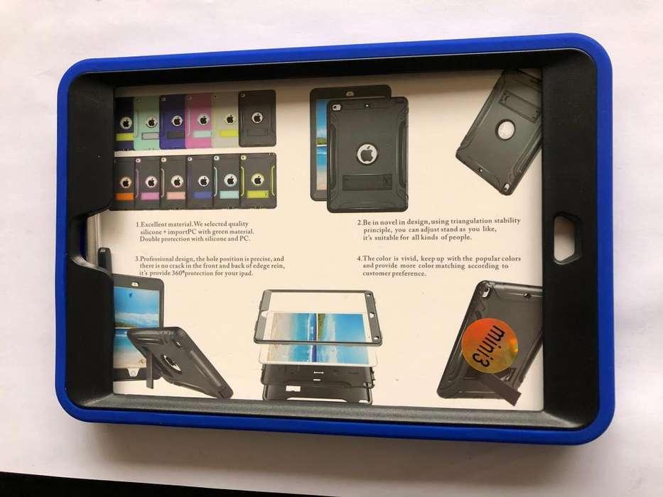 Protector Estuche Agenda Case iPad Air Mini 1 / 2 Apple