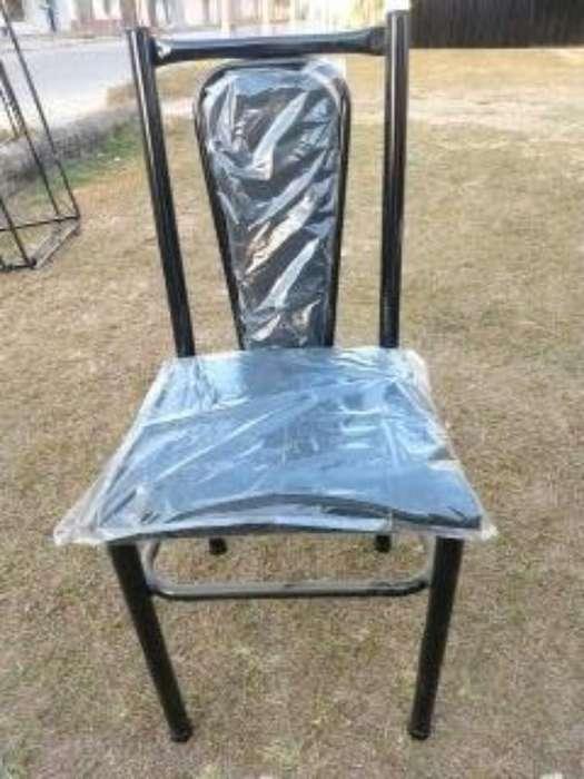 <strong>sillas</strong> Reforzadas con Respaldo Tapizado