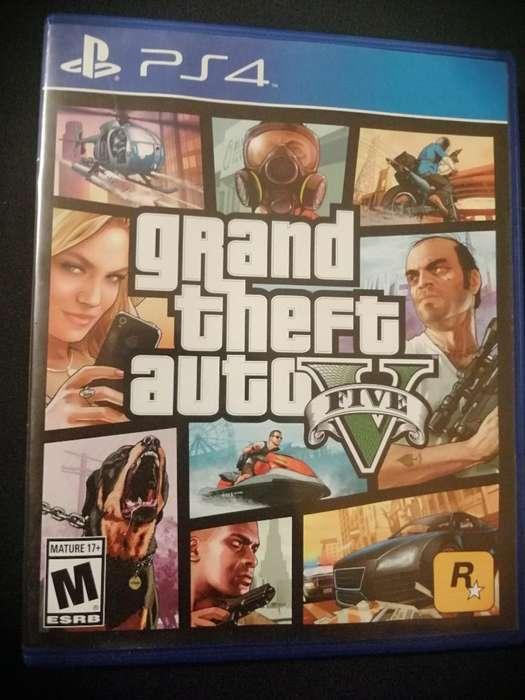 Grand Theft Auto 5 Gta V Playstation 4