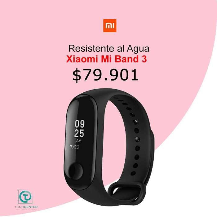Xiaomi Mi Band 3, nuevas, selladas, con factura y garantía, somos Tienda Física. Comunícate ahora.