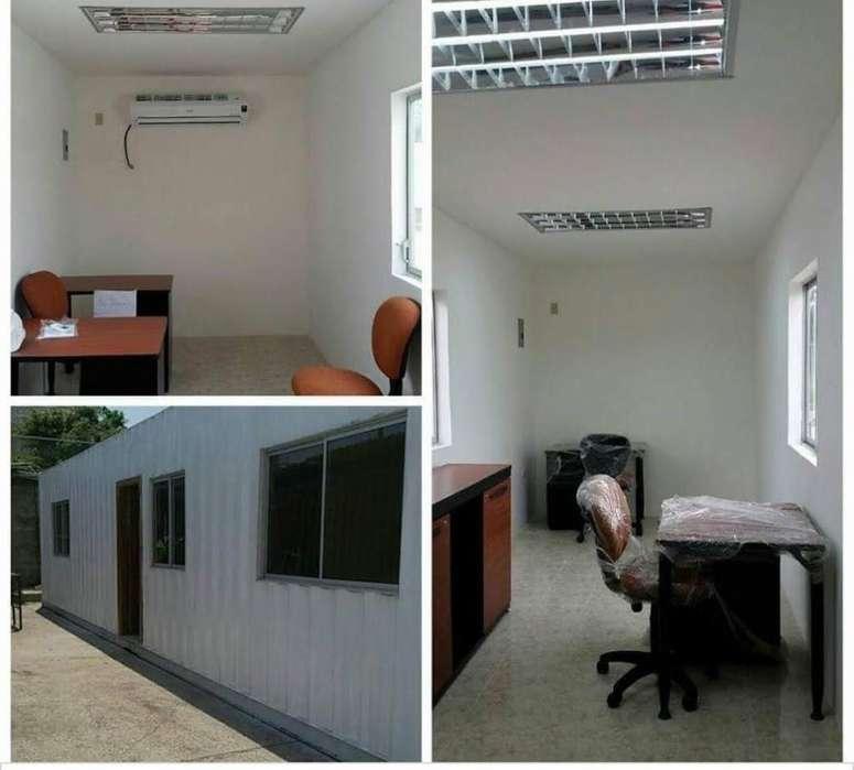 Contenedores modificados para Oficinas o Vivienda