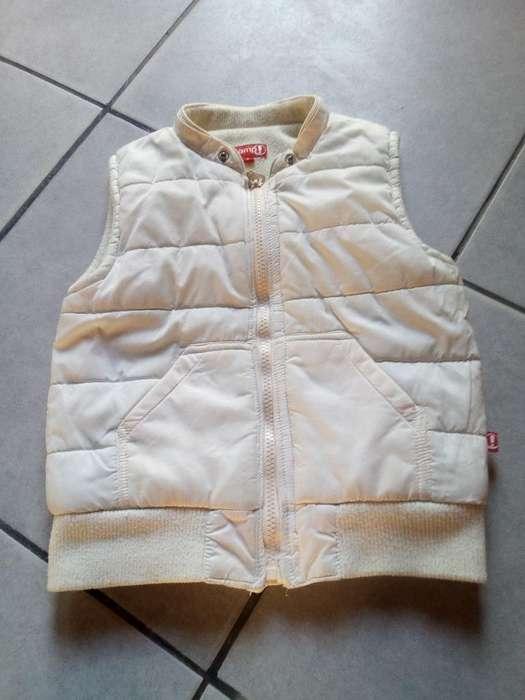 Chaleco de <strong>abrigo</strong> Talle 4 de Nene