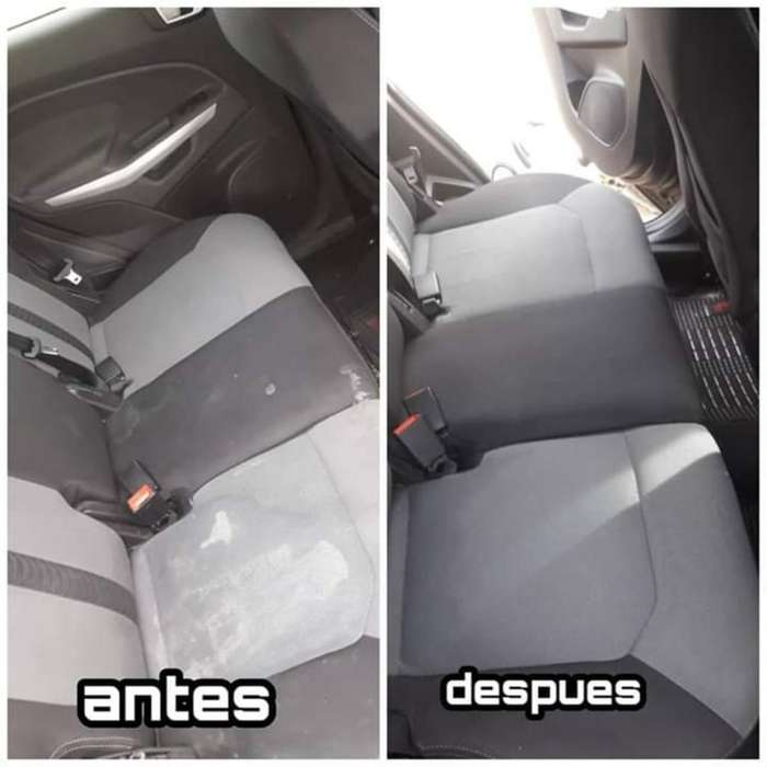 Limpieza de Butacas E Interiores