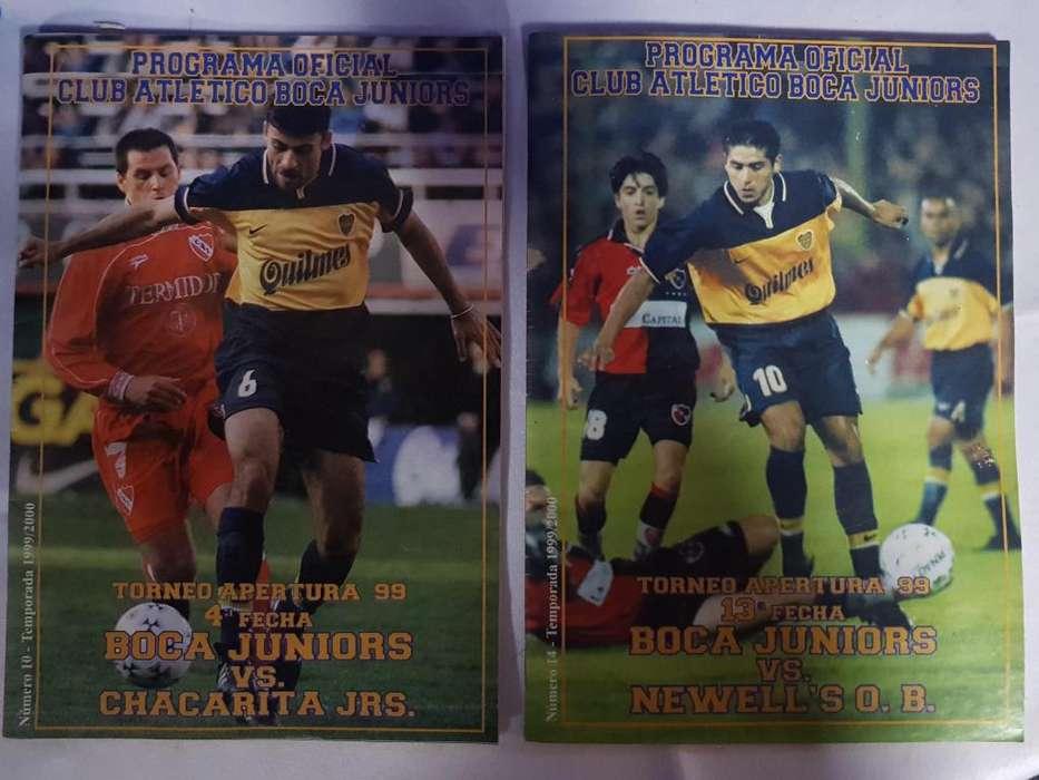 Programa Oficial Boca Juniors